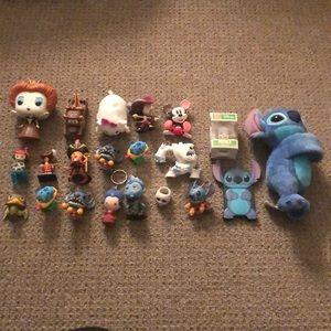 Random bunch of Disney